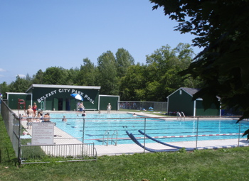 Visiting belfast maine maine ocean camping for Public swimming pools locations maine