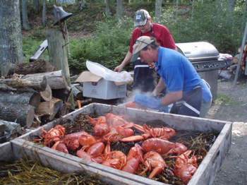 Maine Lobstahs