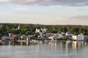 A Bucksport shot borrowed from Tim Archibald