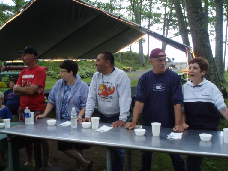 Mussel Munch Contestants