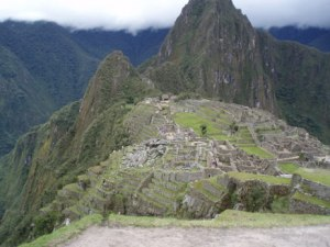 Machu Picchu...what a daytrip!