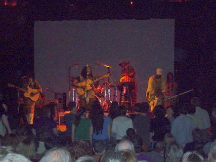 Mali music in Maine
