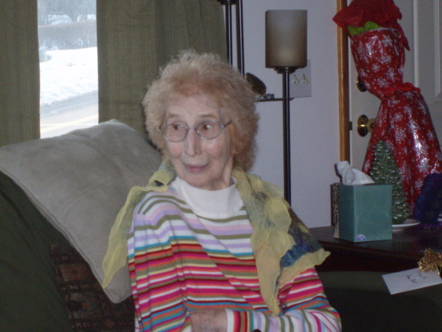 Lucille Grace Tanguay, 1927-2009