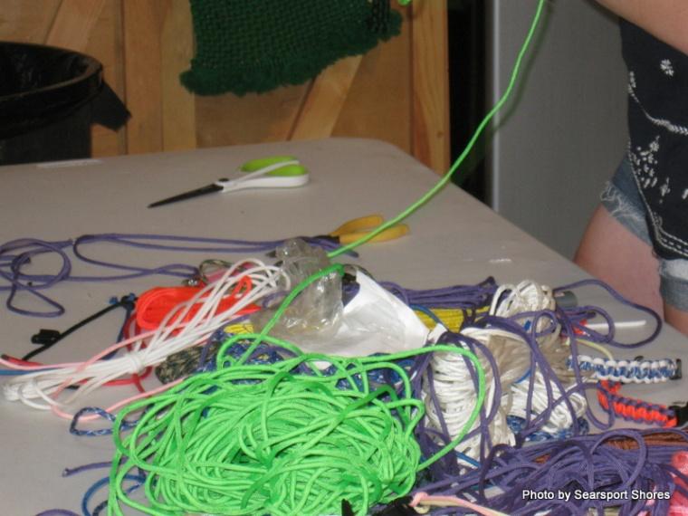 cords for survivor bracelets
