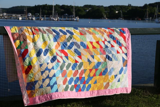 Gee's Bend Quilts in Maine