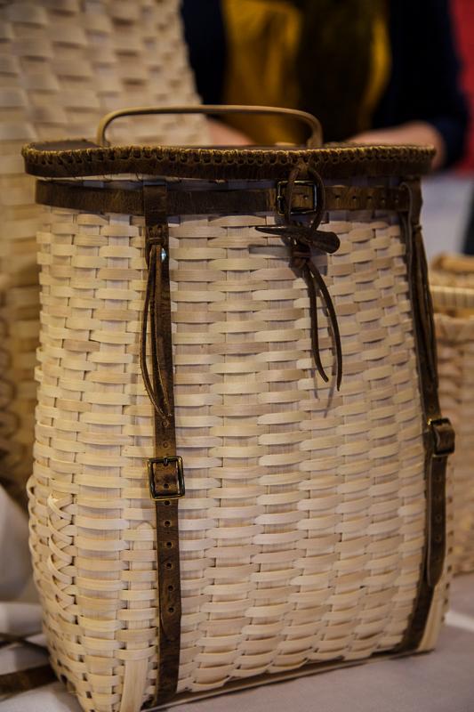 Pack Basket by Gabriel Frey