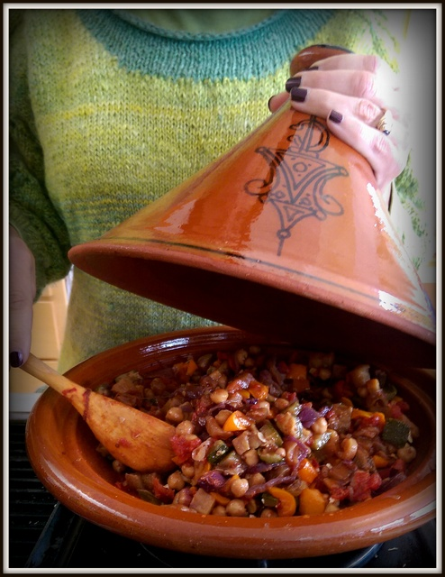 a new tajine to play with