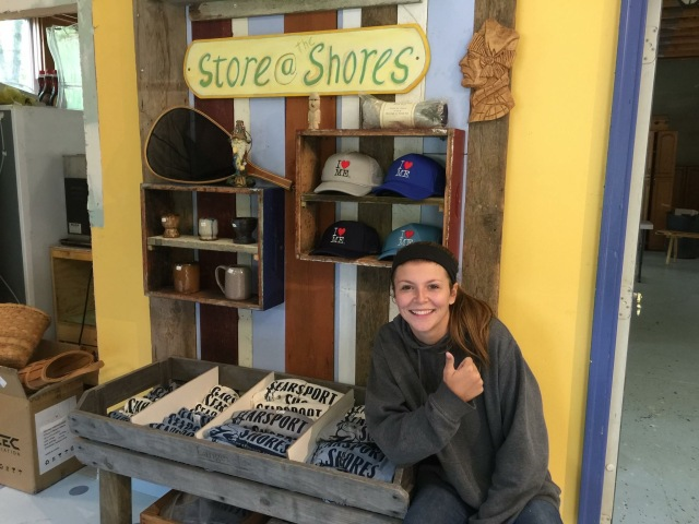 store, new, t-shirts, fun, happy, camper