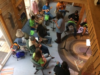 Ukulele, fun, camp, music