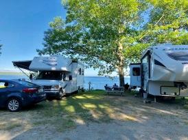 Campsite's #6 & 7