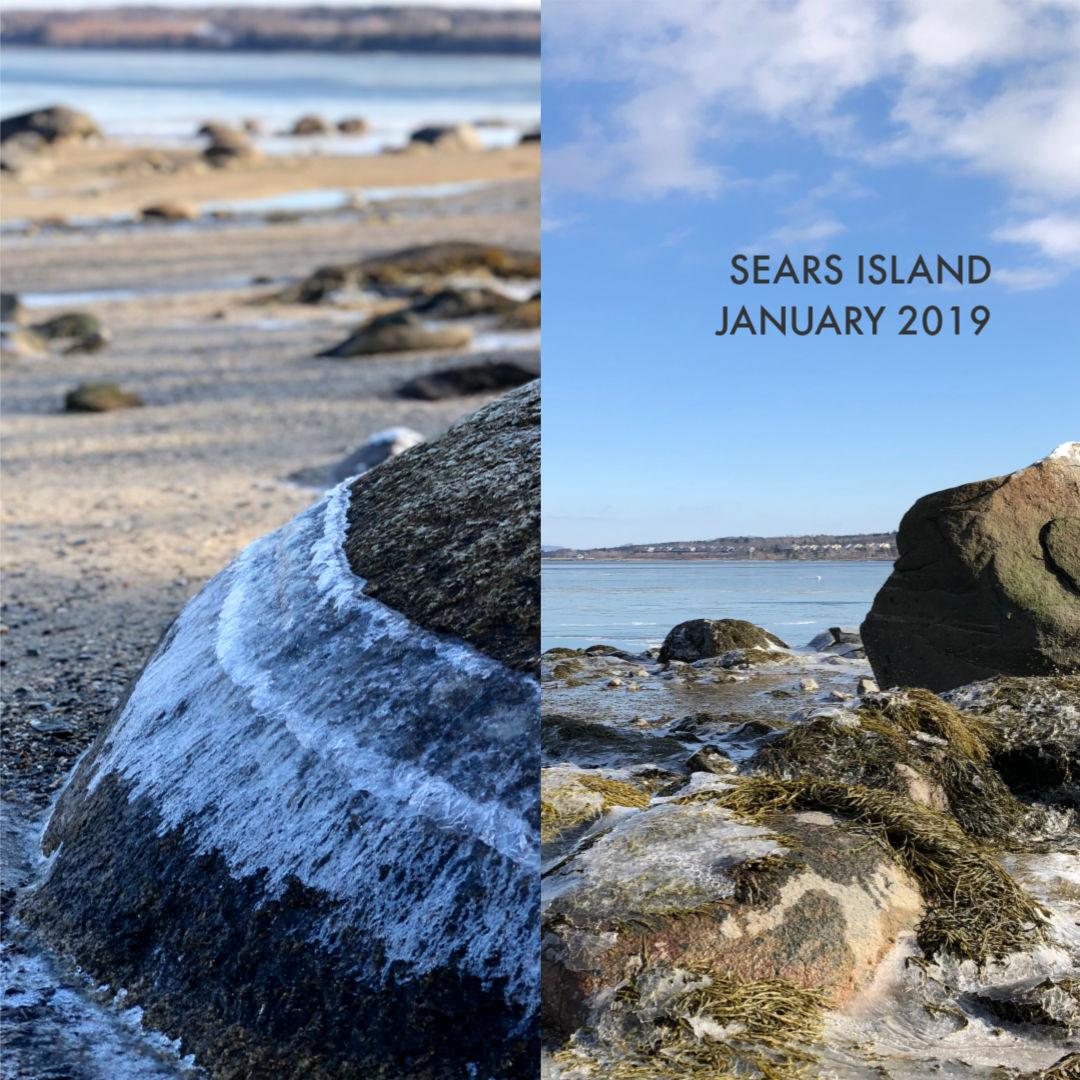 sears island ice